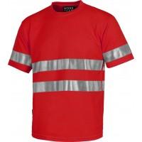 Camiseta M/C con Reflectante C3939