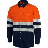 Camisa Alta Visibilidad M/L C3813