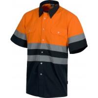 Camisa Alta Visibilidad M/C C3811